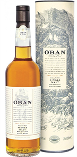 Oban Scotch Single Malt 14 Year 750ml